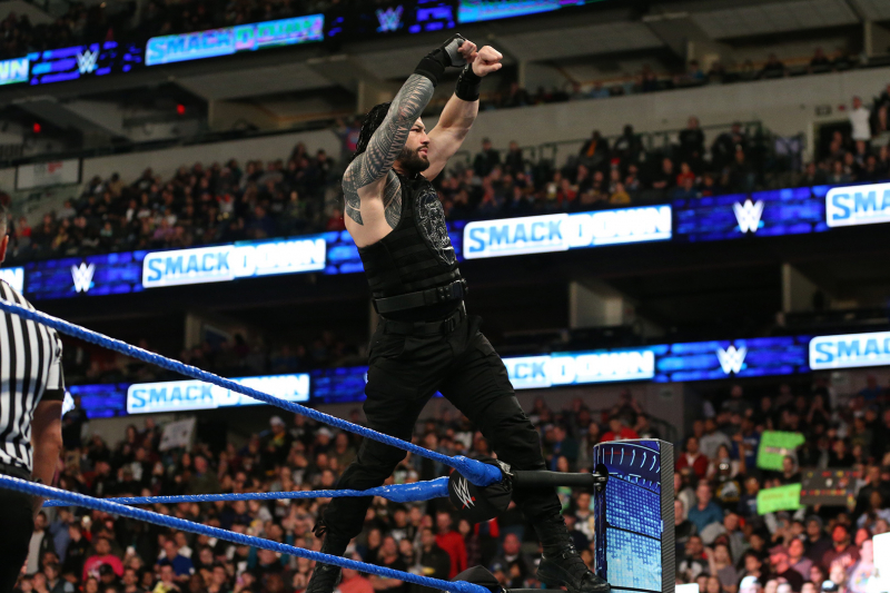WWE SmackDown Results: Winners, Grades, Highlights and Analysis from January 24