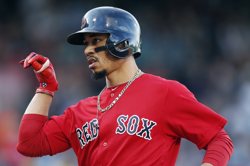 Buying or Selling Latest MLB Rumors on Mookie Betts, Starling Marte Trades, More