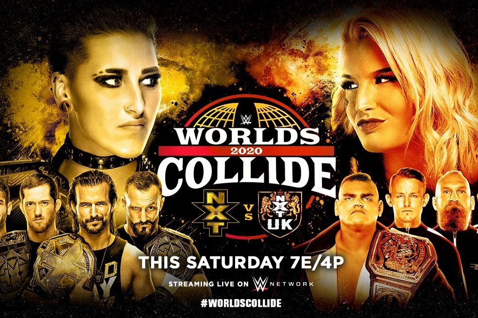 WWE Worlds Collide 2020 Results: Winners, Grades, Reaction, Highlights