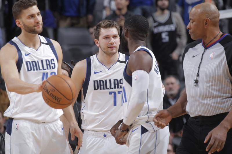 Every NBA Team's Best 5-Man Lineup This Season
