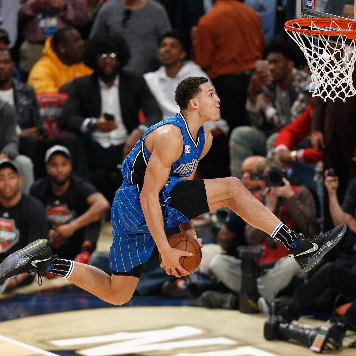 Ranking the Top NBA All-Star Slam Dunk Contests Since 2000