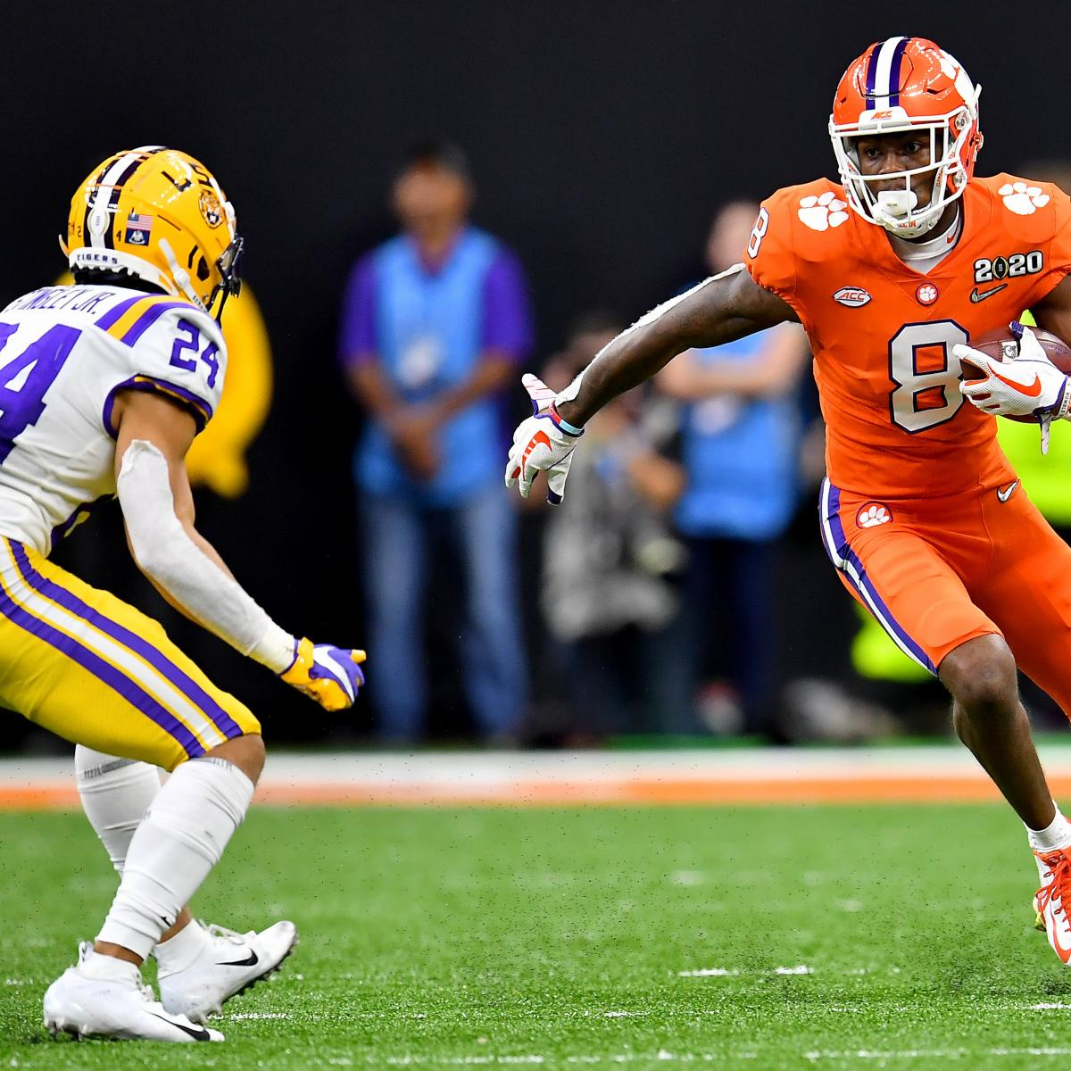 10 Teams That Actually Have a Chance to Win the 2020 College Football Playoff