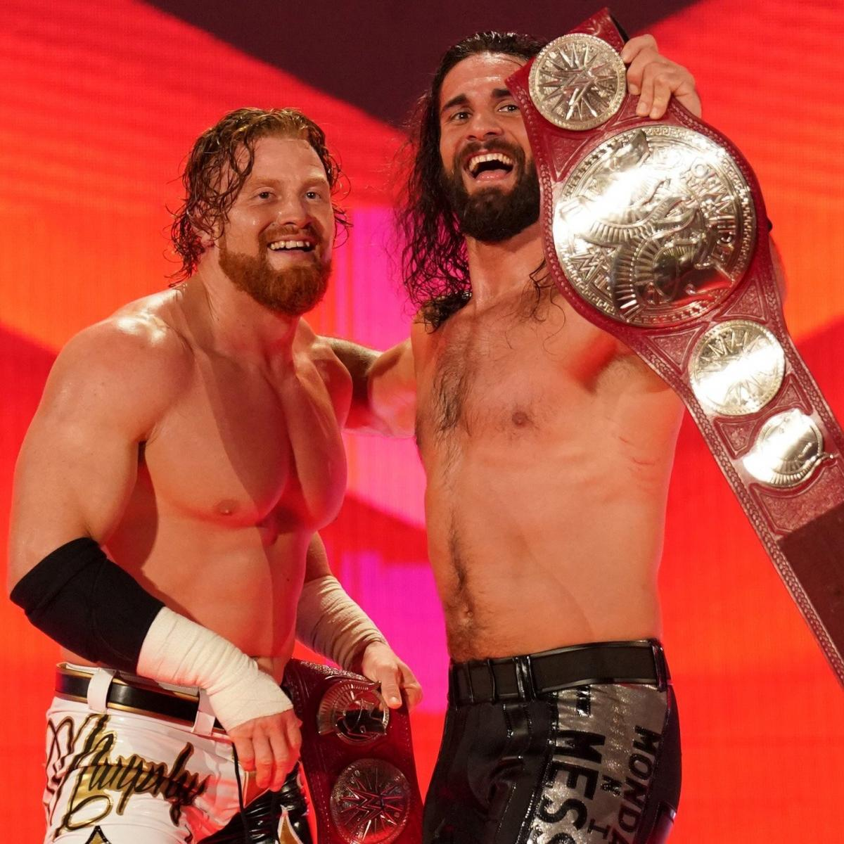 Which WWE Champions Are Most Likely to Enter WrestleMania 36 Without a Title?