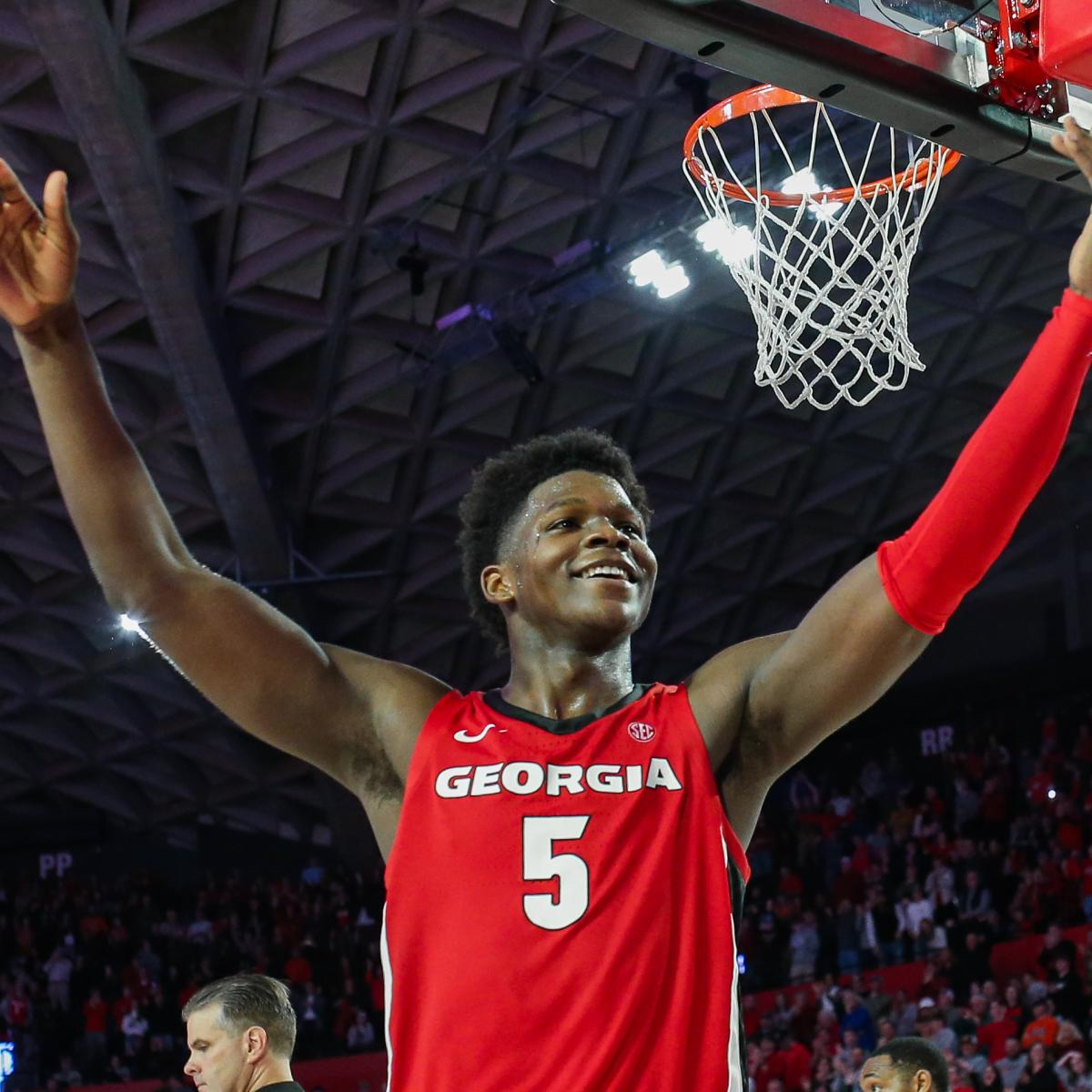 Every Projected Lottery Team's Biggest Need in the 2020 NBA Draft