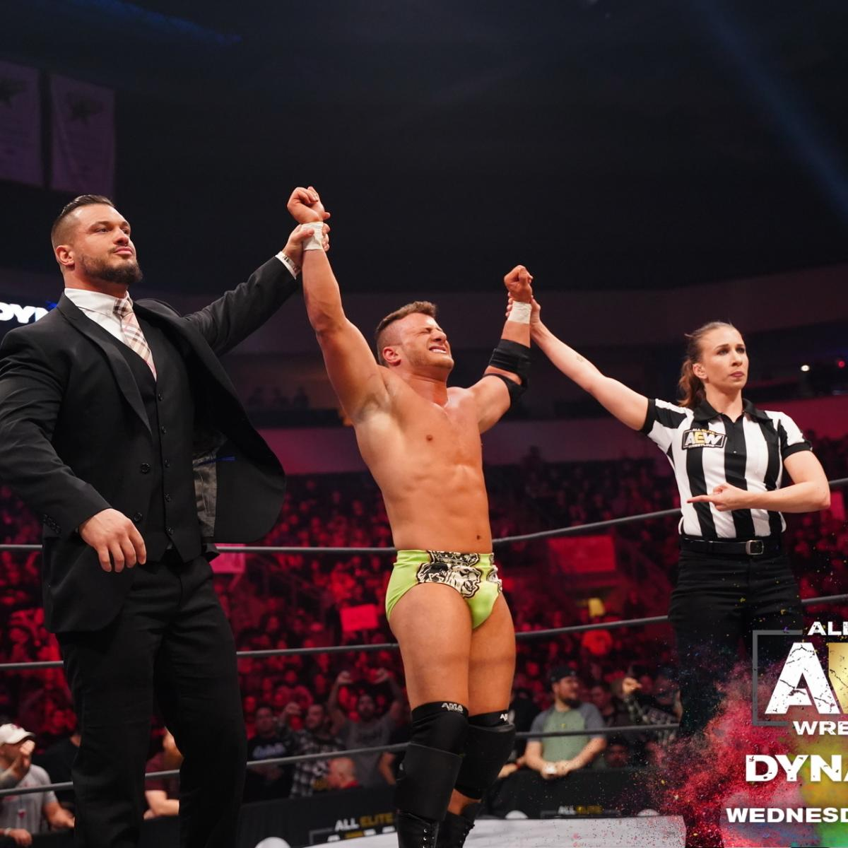 AEW Dynamite Results: Winners, Grades, Reaction and Highlights from February 19
