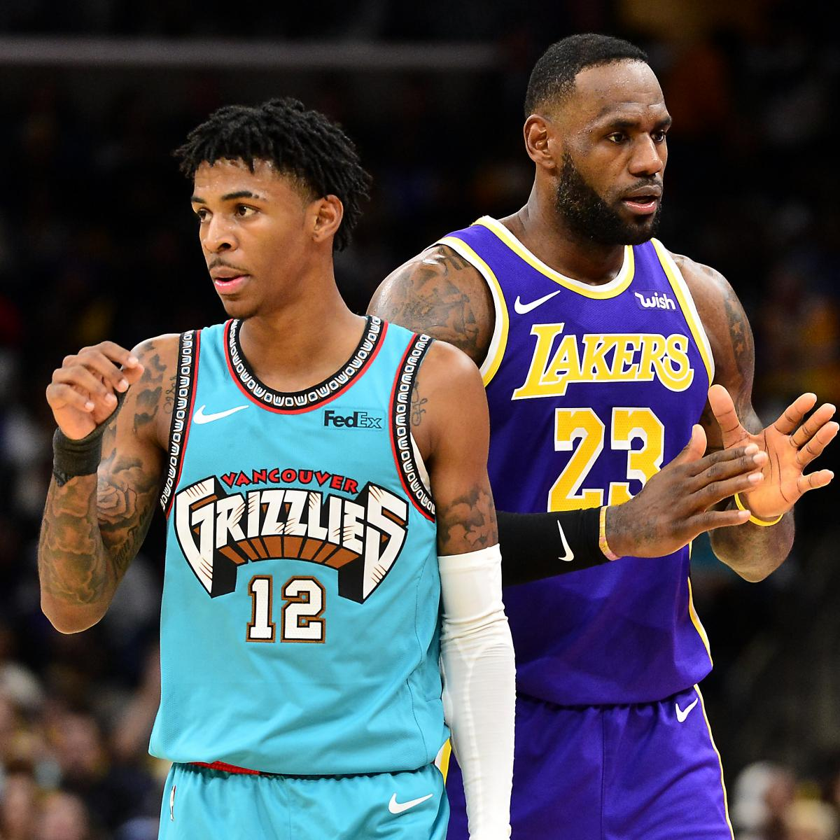 Ranking NBA Playoff Hopefuls Who'd Give No. 1 Seed Bucks and Lakers Most Trouble