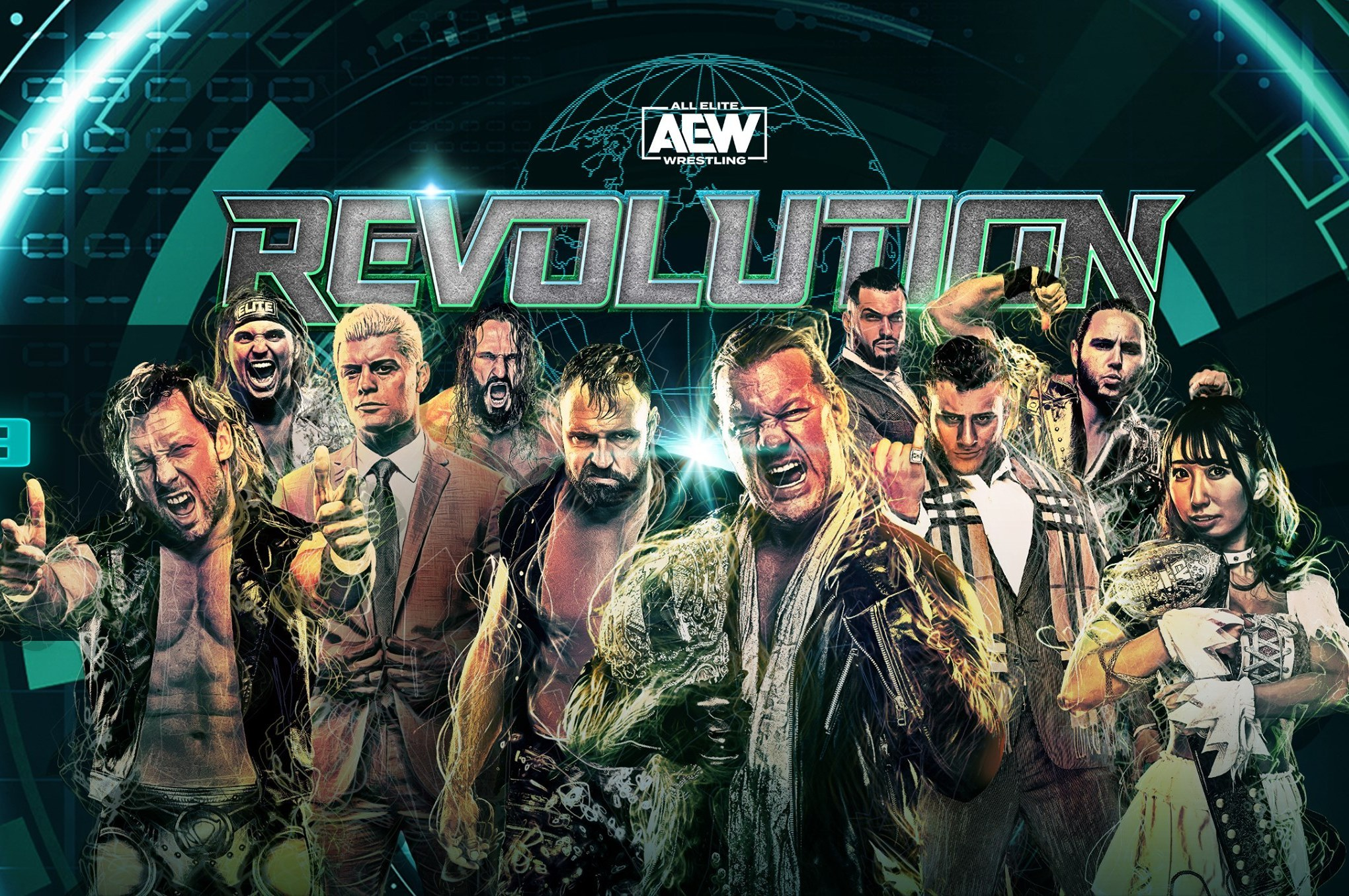 AEW Revolution 2020 Results: Winners, Grades, Reaction and Highlights |  Bleacher Report | Latest News, Videos and Highlights
