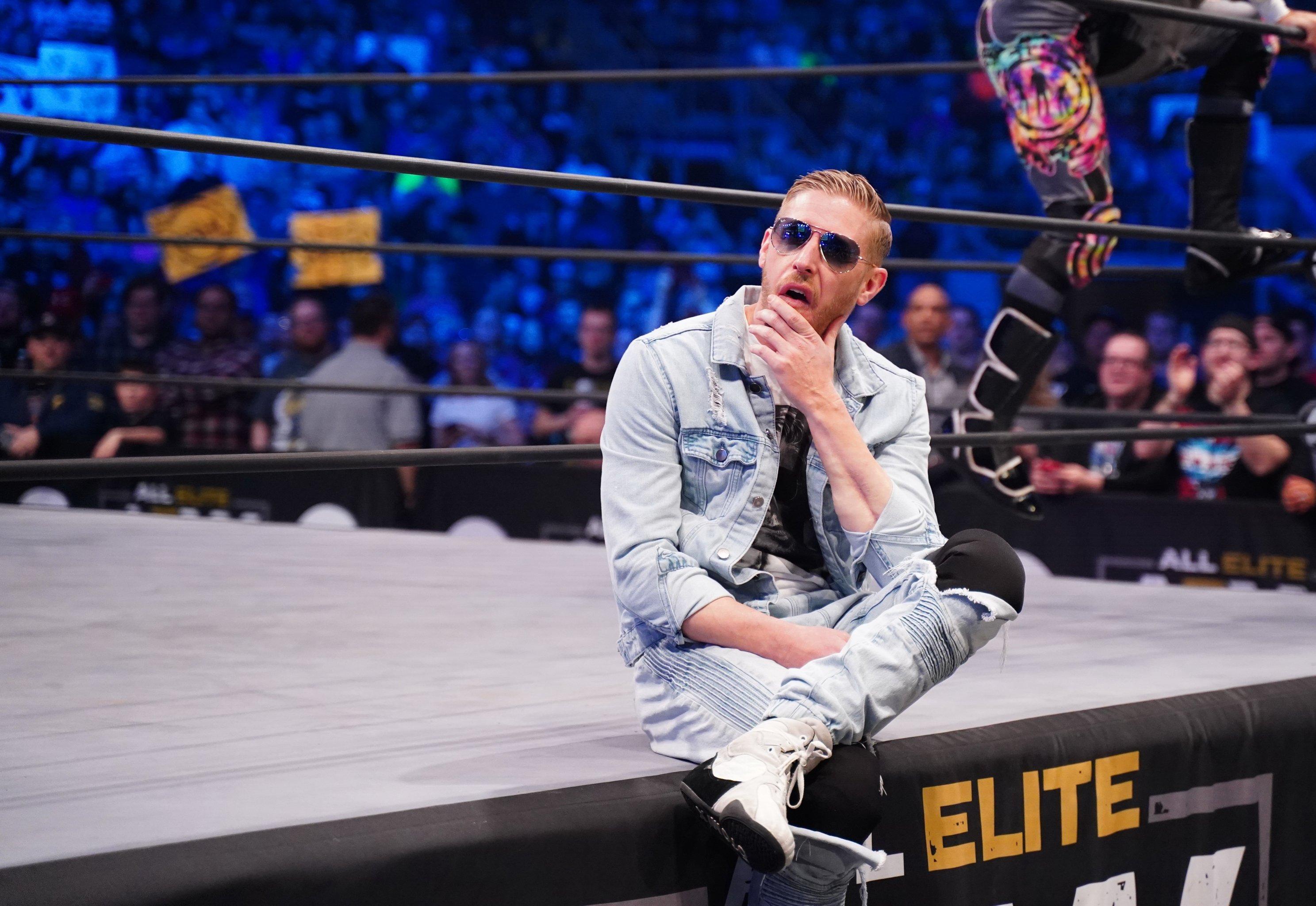 Chris Jericho gostaria que Orange Cassidy atingisse o Inner Circle com um caminhão de suco de laranja no Dynamite