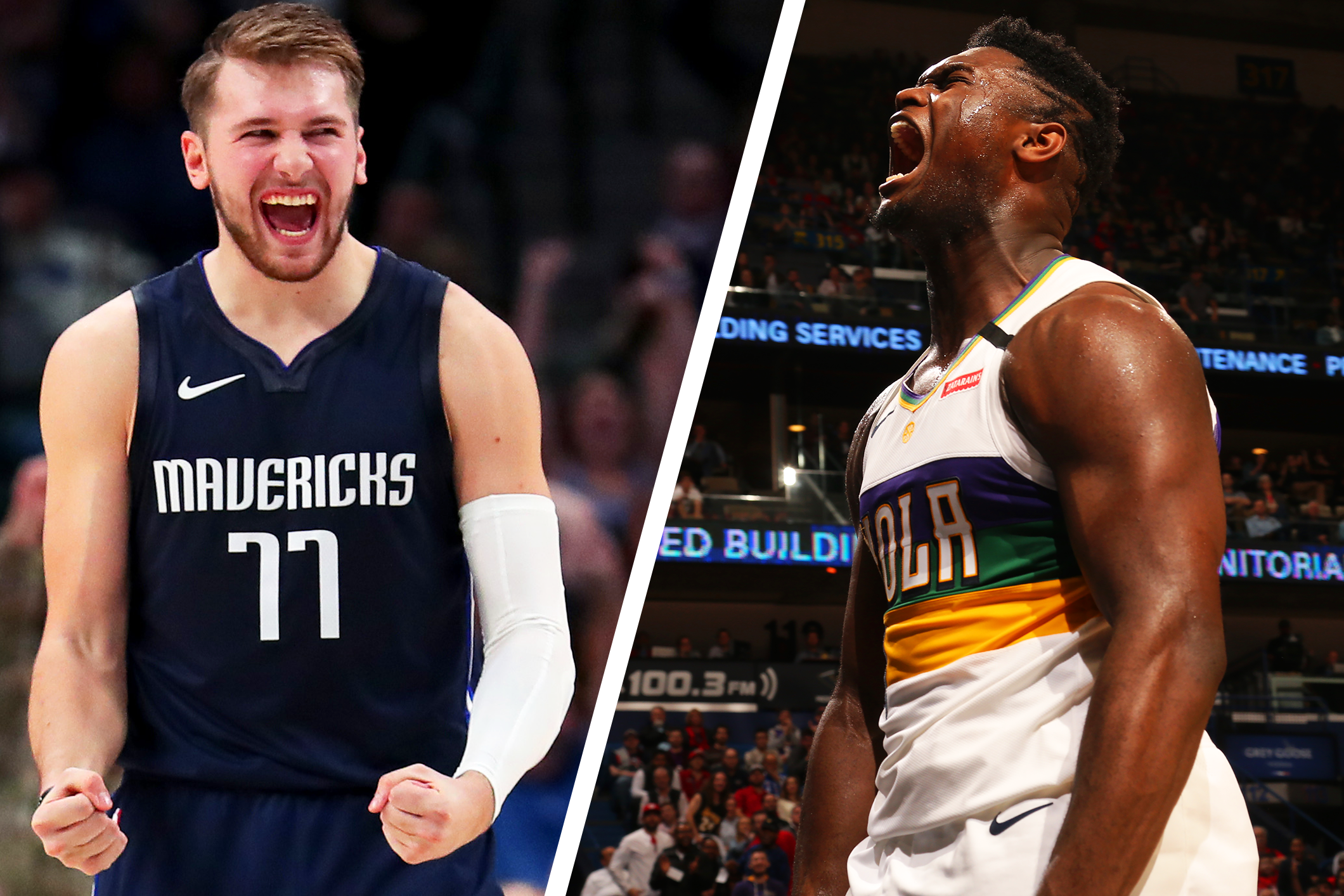 Would You Build Around Zion Williamson or Luka Doncic? B/R NBA Staff  Decides   Bleacher Report   Latest News, Videos and Highlights