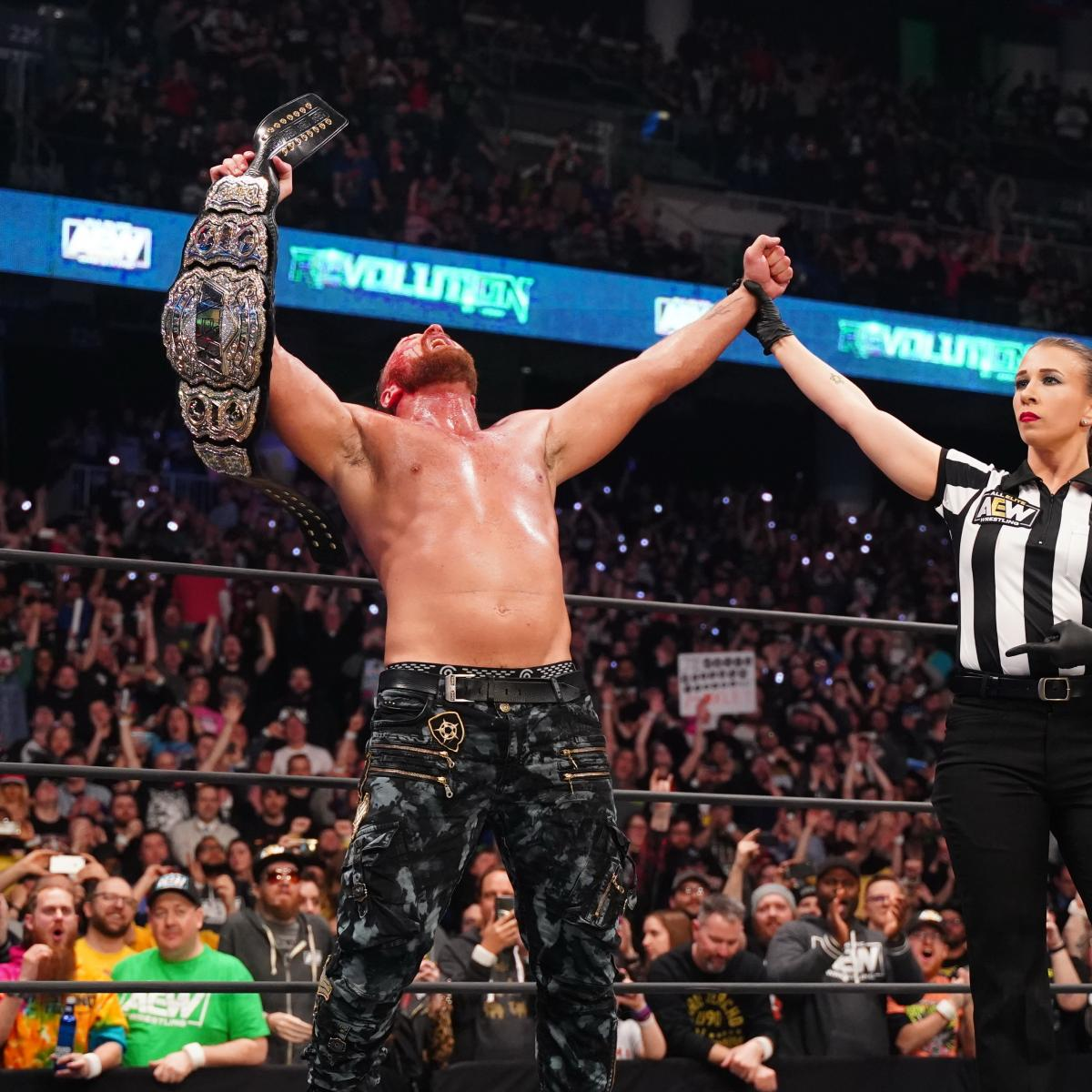AEW Dynamite Results: Winners, Grades, Reaction and Highlights from March 4  | Bleacher Report | Latest News, Videos and Highlights