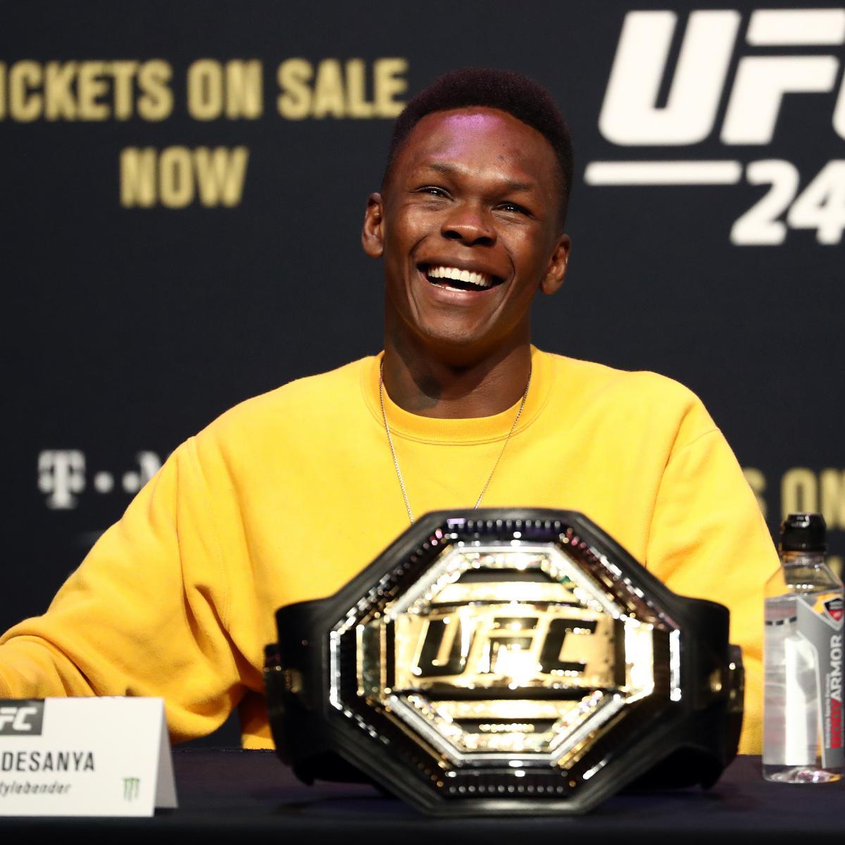UFC 248 Predictions: Bleacher Report Staff Main Card Picks