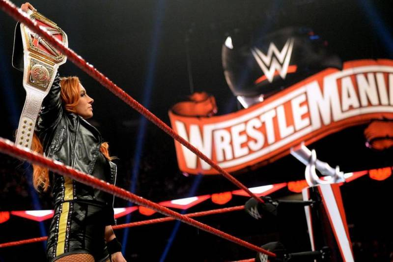 Becky Lynch Wanted To Drop Raw Women's Title To Shayna Baszler 2