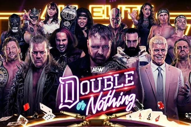 Watch AEW Double Or Nothing 2020 5/23/20
