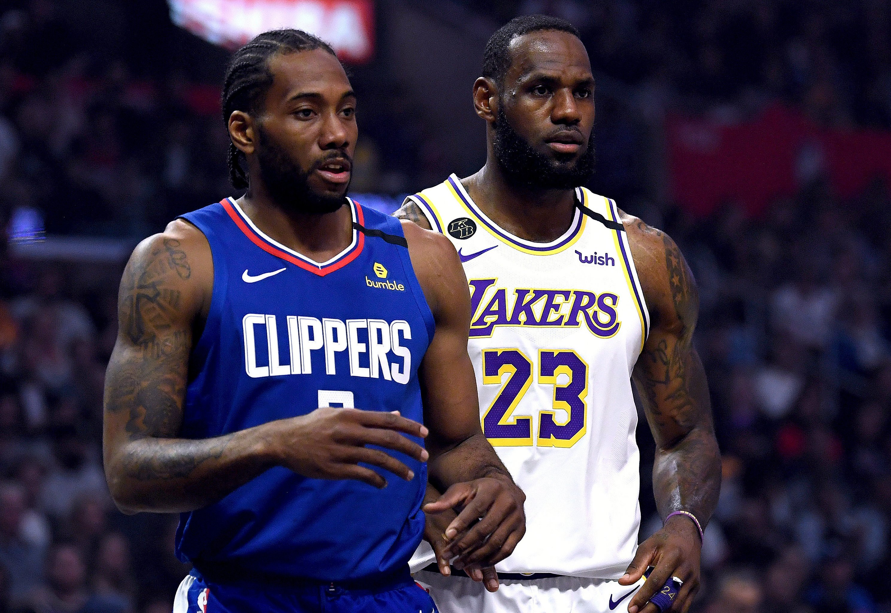B R Nba Staff Do Los Angeles Lakers Or La Clippers Have The Brighter Future Bleacher Report Latest News Videos And Highlights