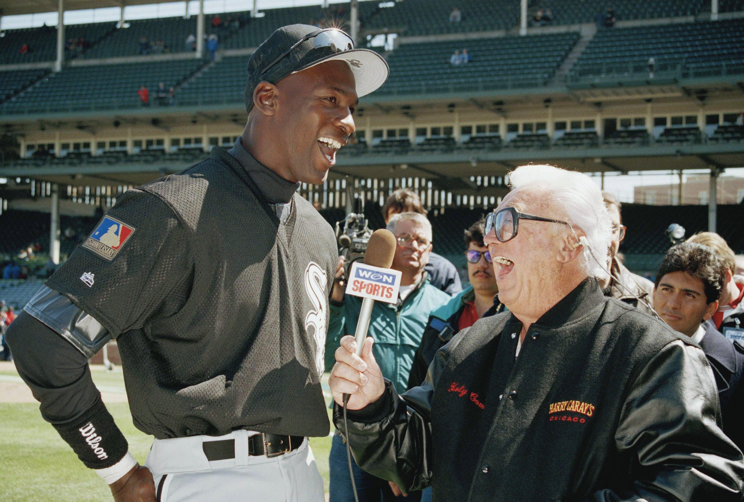 algas marinas barba Cumplir  Michael Jordan's Baseball Career Stats, Struggles, Highlights and Reaction  | Bleacher Report | Latest News, Videos and Highlights