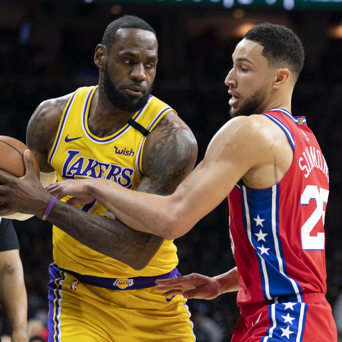 NBA Layoff Will Help These 5 Teams Most in Orlando thumbnail