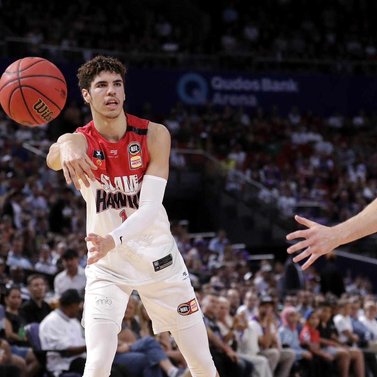 Ranking LaMelo Ball's Best and Worst Landing Spots in 2020 NBA Draft thumbnail