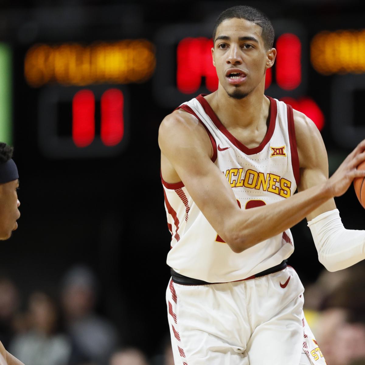 2020 NBA Mock Draft: New Lottery Simulation and 1st-Round Predictions thumbnail