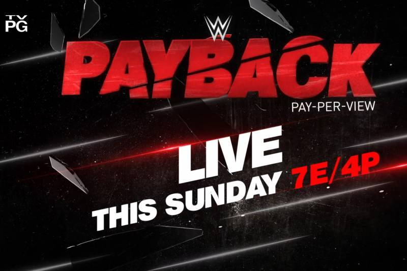 Watch WWE Payback 2020 8/30/20 – 30 August 2020