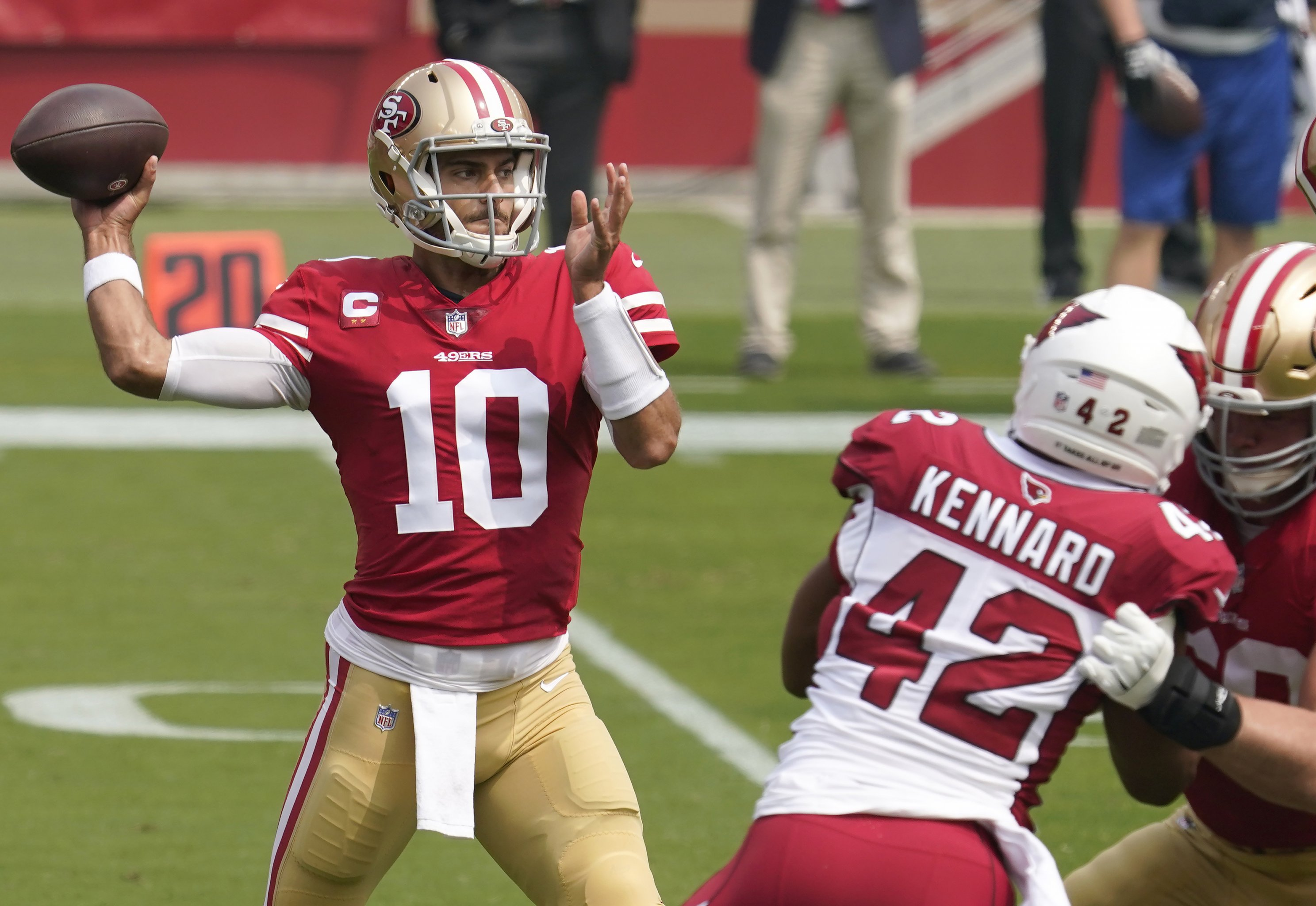 5 Reasons Why It S Too Early For The San Francisco 49ers To Panic Bleacher Report Latest News Videos And Highlights