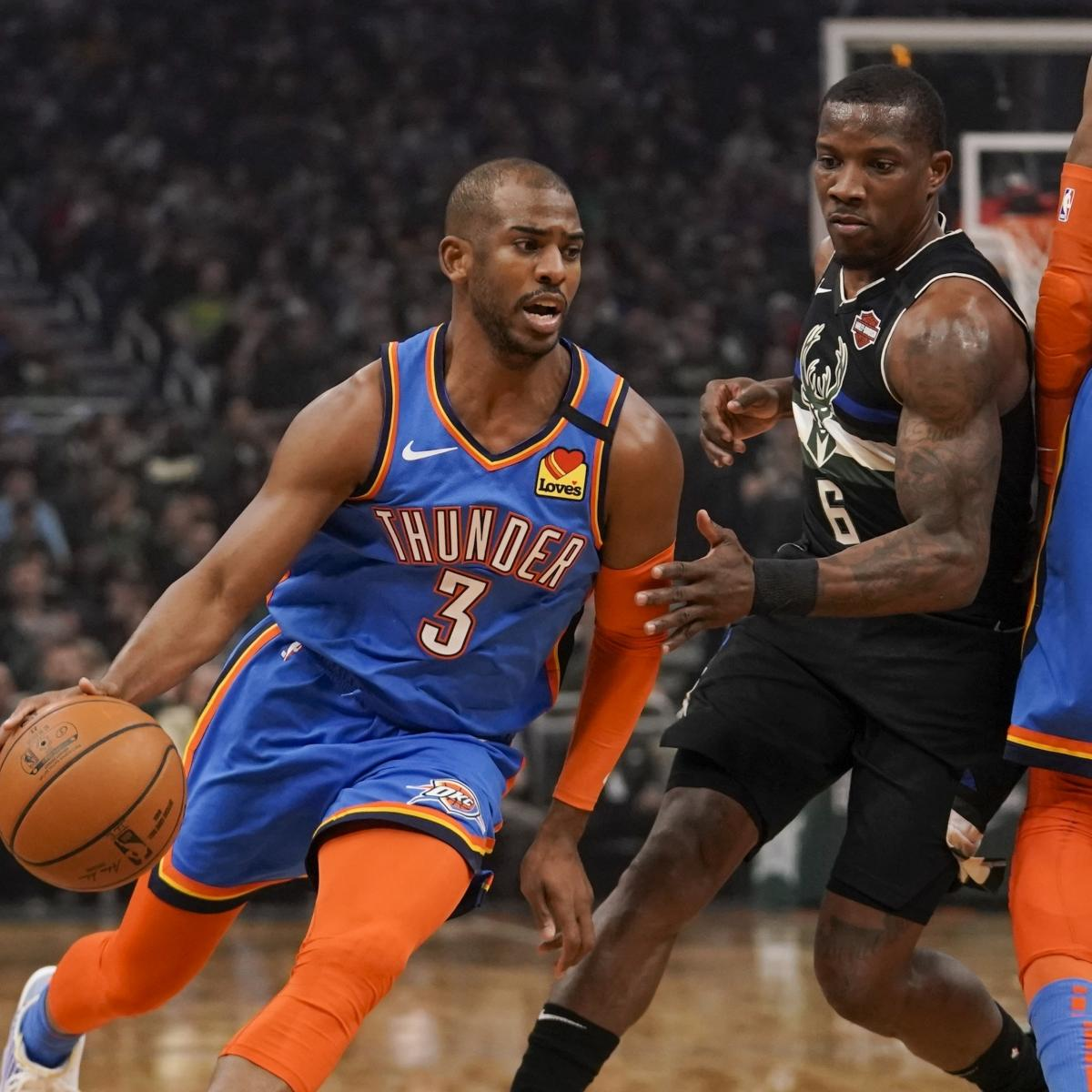 How Every NBA Team Could Add a Star If It Really Wanted One