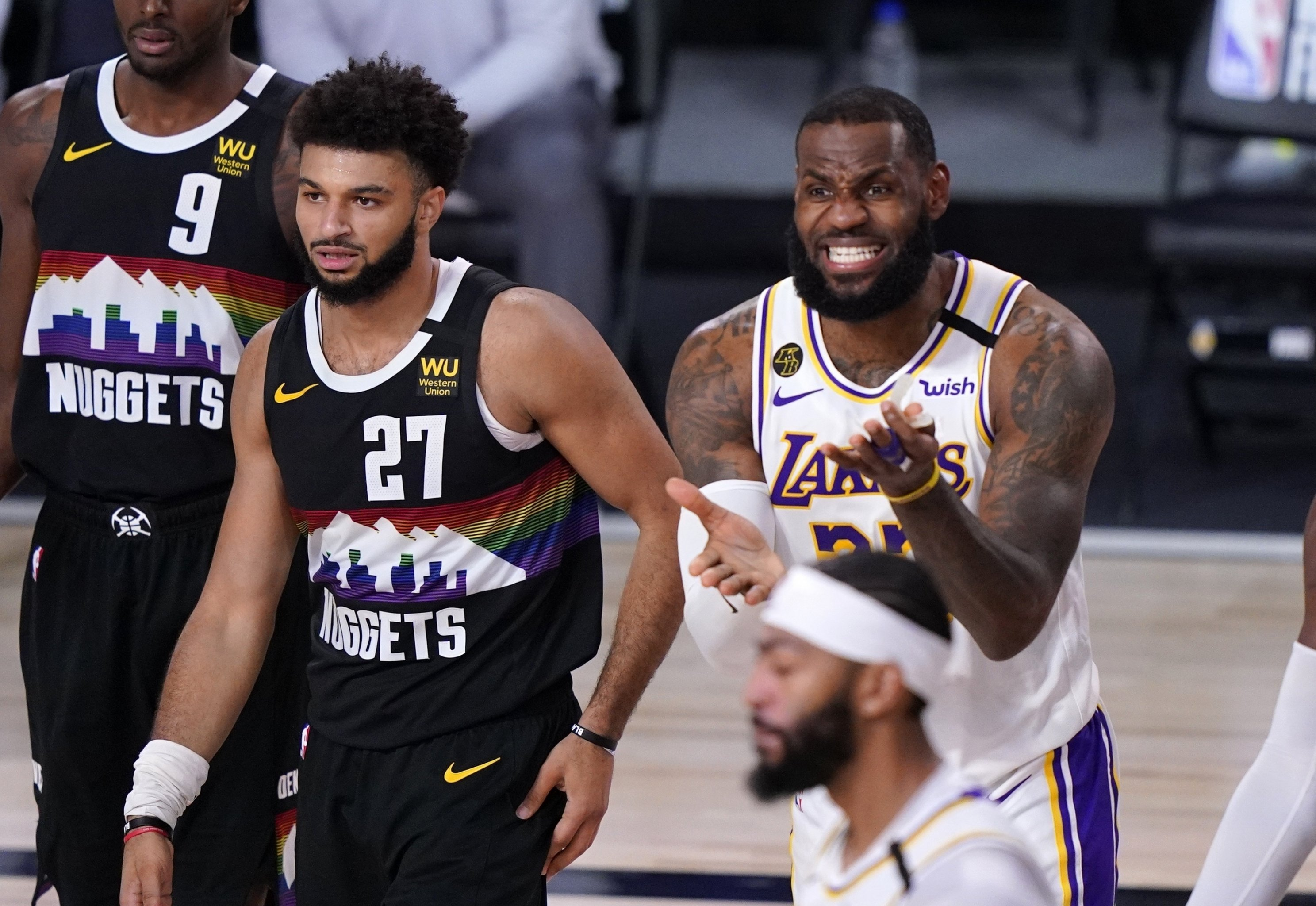 Building The 2020 All Nba Playoff 1st 2nd And 3rd Teams Bleacher Report Latest News Videos And Highlights