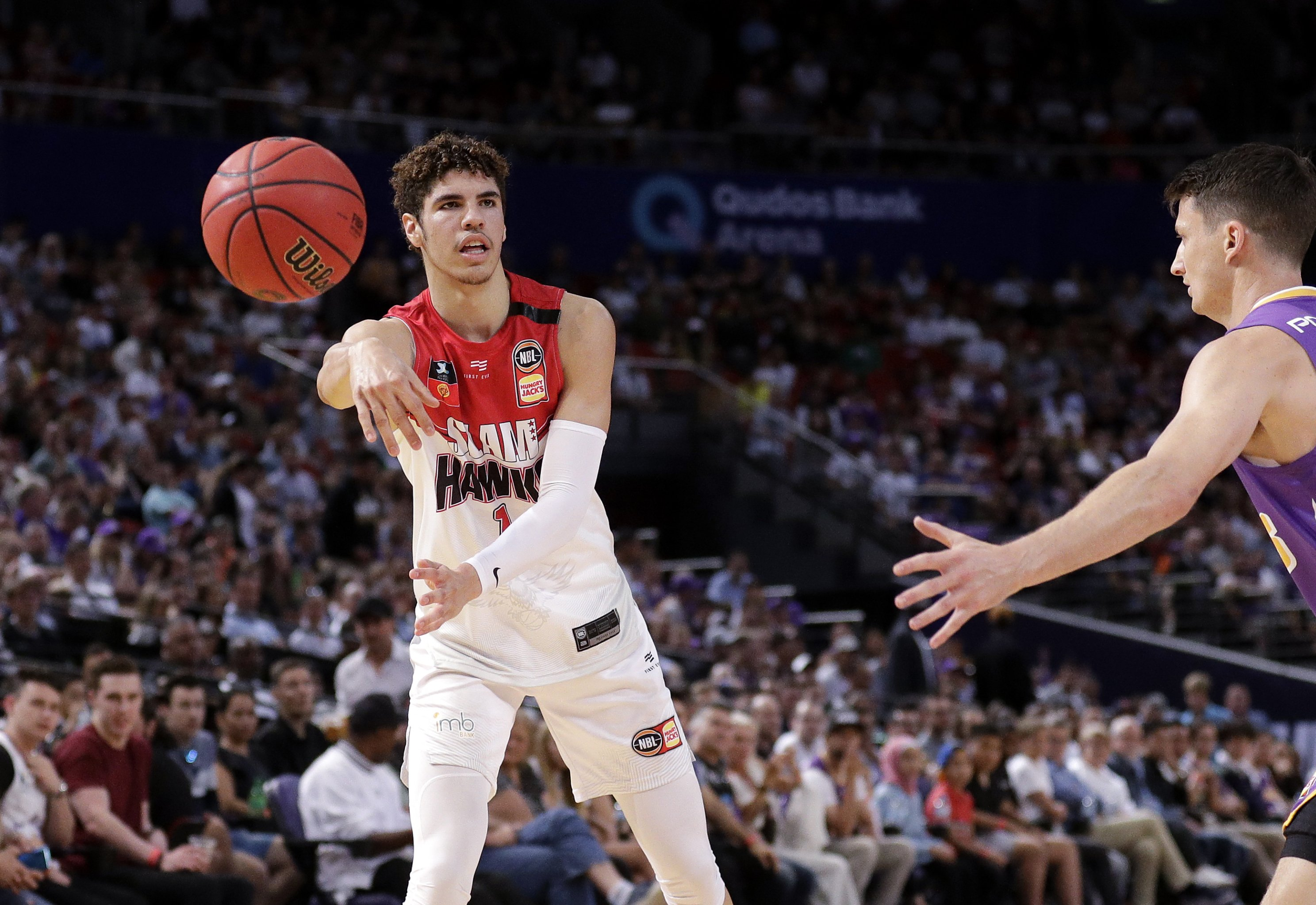 Teams That Should Trade Up In 2020 Nba Draft For Lamelo Ball Bleacher Report Latest News Videos And Highlights