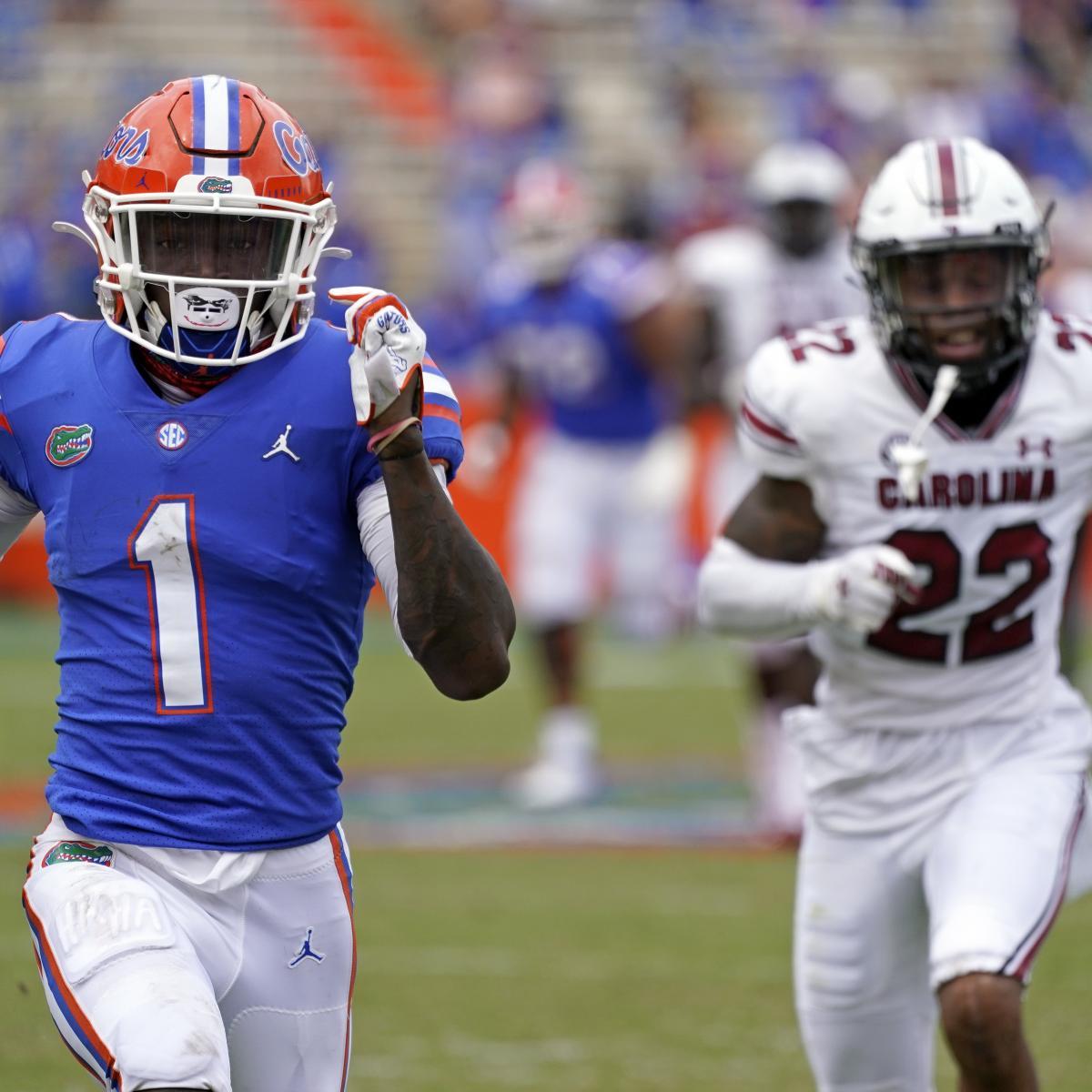 College Football Rankings: B/R's Top 25 After Week 5 – Bleacher Report