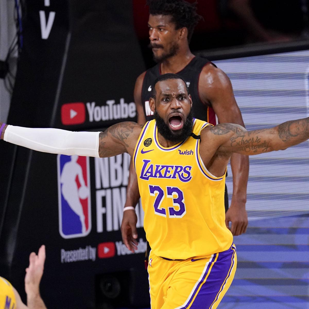 Where This Lakers Playoff Run Ranks All-Time in Franchise History