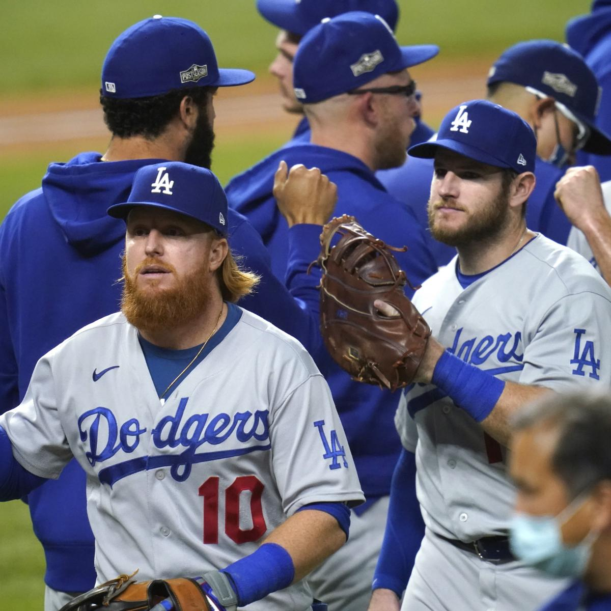 MLB Playoffs 2020: AL, NL Championship Series Picks and Predictions