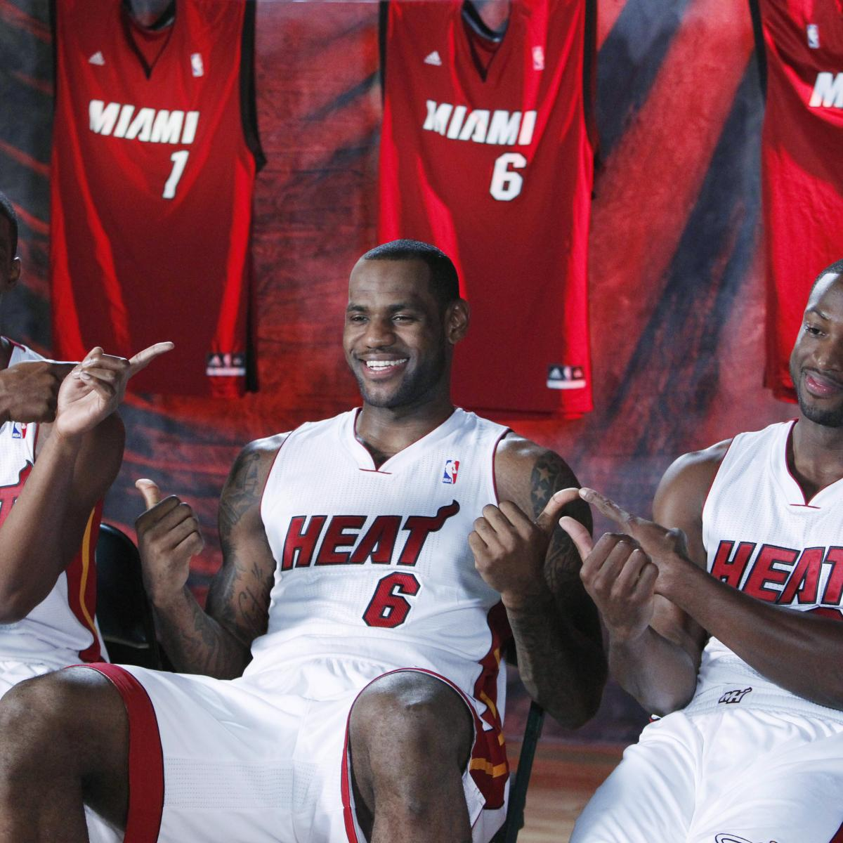 Every NBA Team's Best Free-Agent Class of the Past Decade