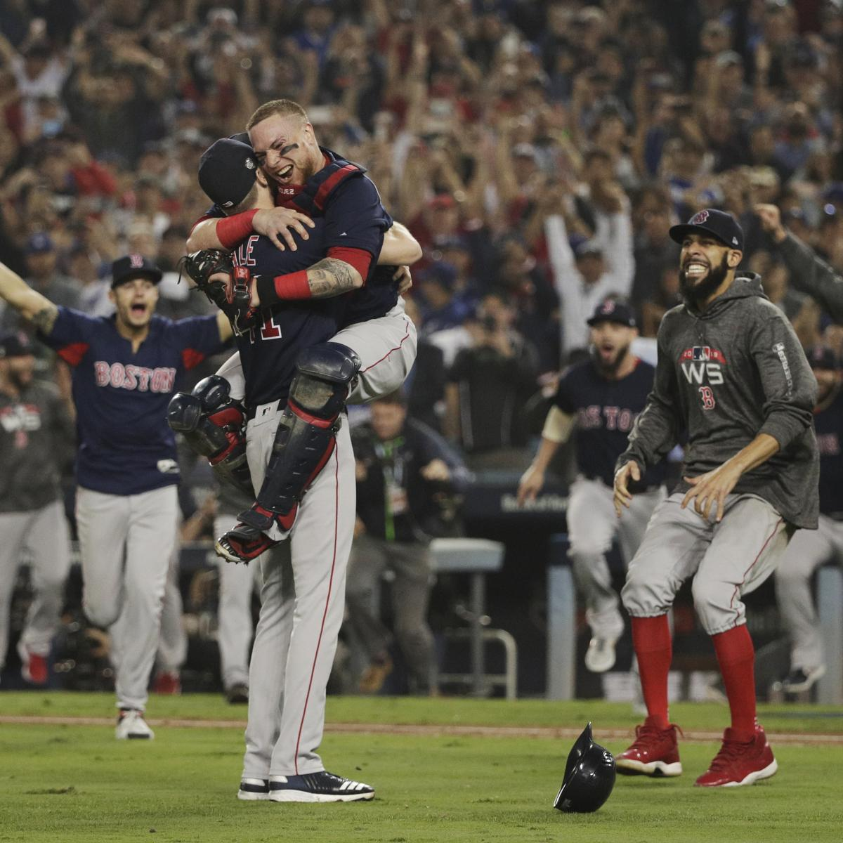 Ranking the 10 Greatest World Series Champions of the Last 20 Years