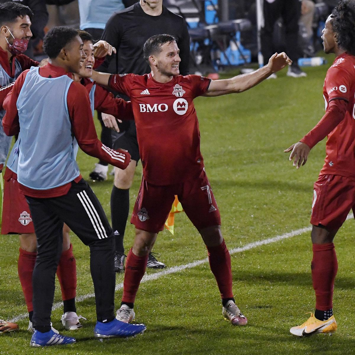 MLS Power Rankings: Where Teams Stand 3 Weeks Until Decision Day