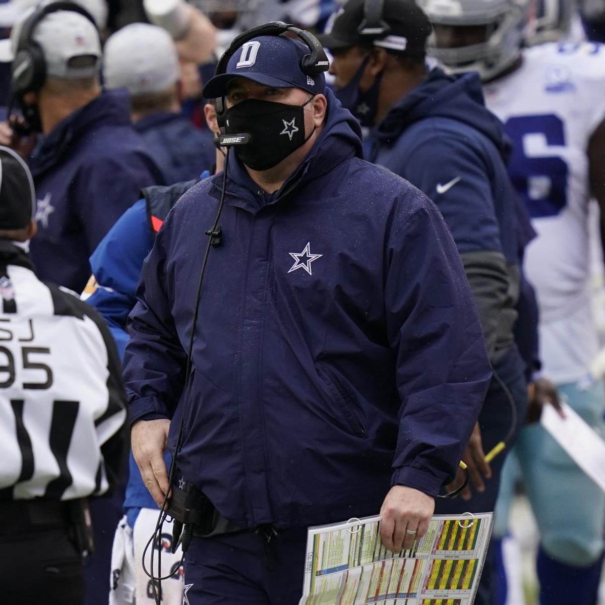 B/R Staff NFL Week 7 Report Card: Mike McCarthy Could Be One-and-Done in Big D