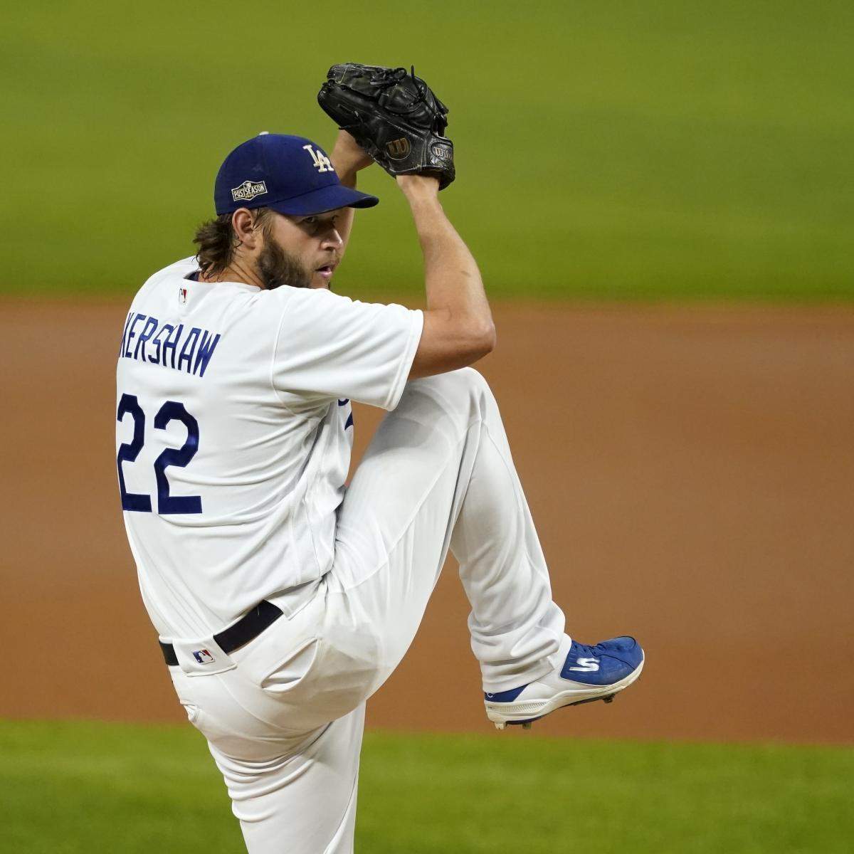 Where Does Clayton Kershaw Rank Among 50 Best Starting Pitchers in MLB History?