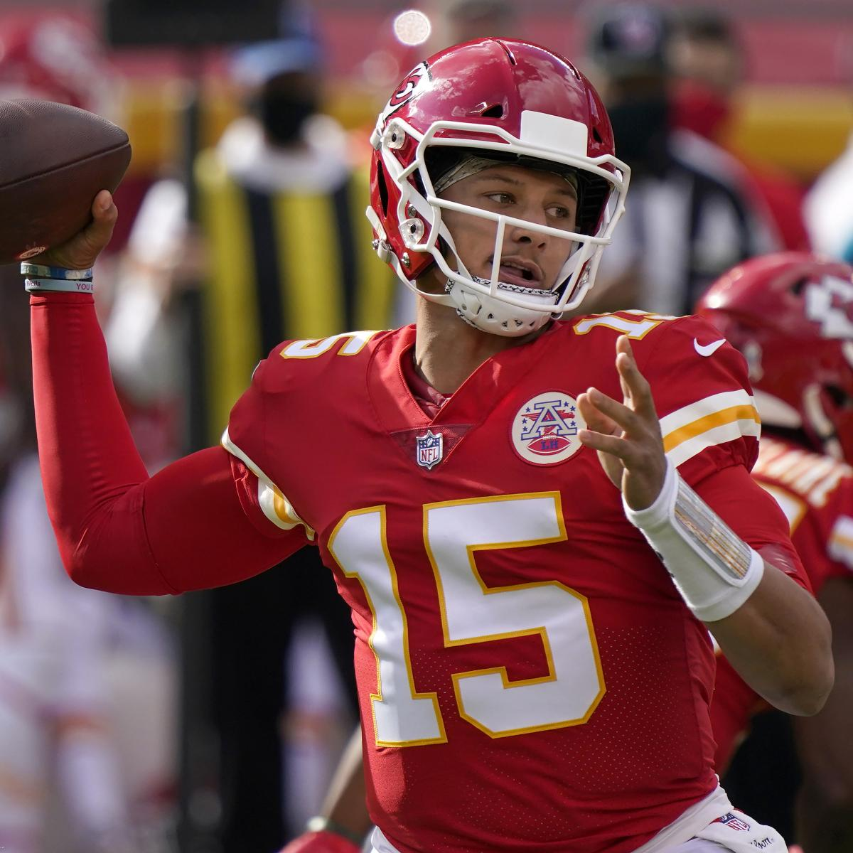 NFL Power Rankings: B/R's Expert Consensus Rank for Every Team Entering Week 10