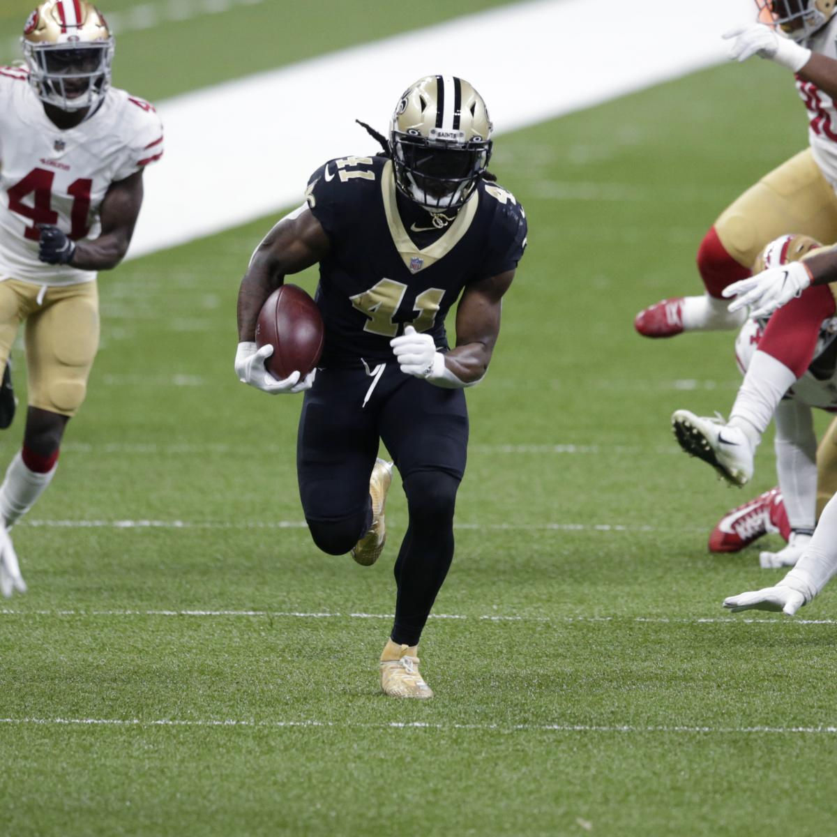 Fantasy Football Week 11 Rankings: Updated Positional Breakdown for Flex and PPR