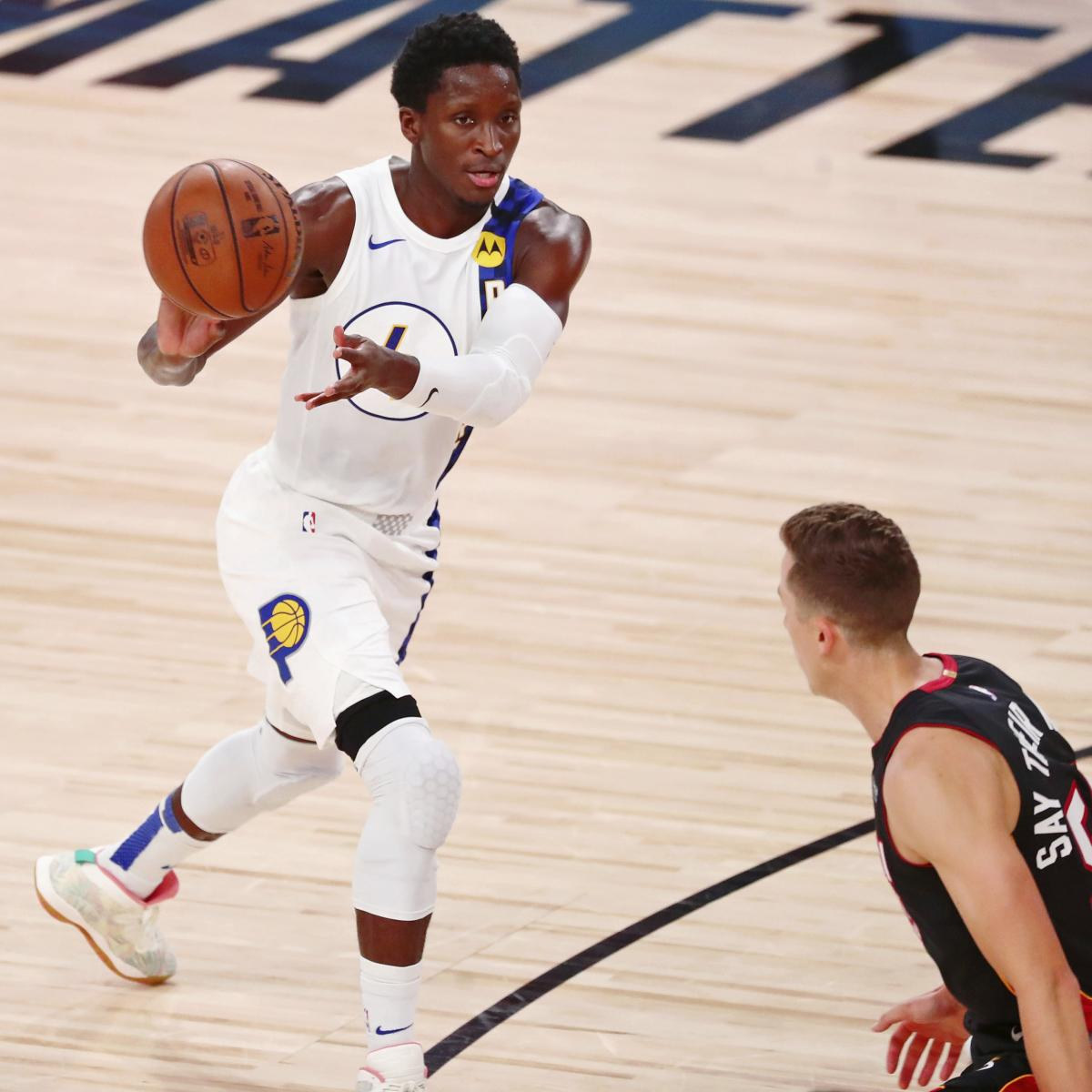 NBA Rumors: Latest Buzz on Victor Oladipo, Lou Williams Trades, More