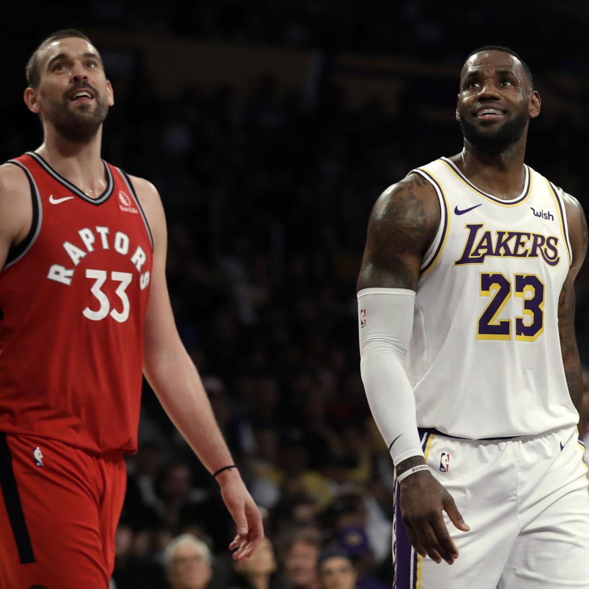NBA Power Rankings Post-Free Agency