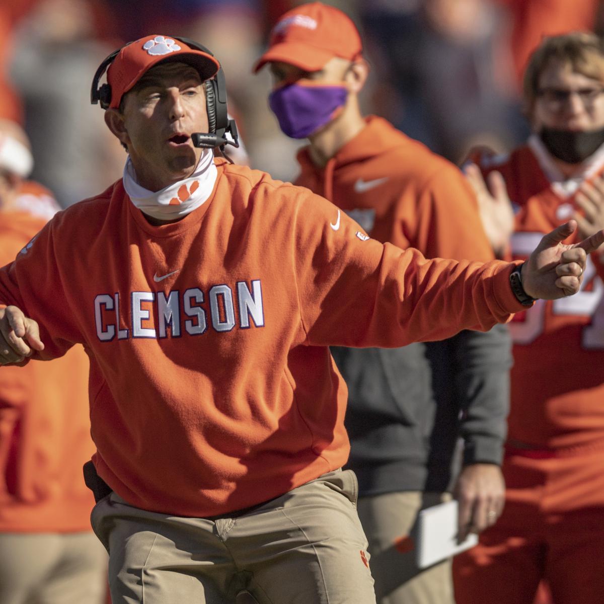 College Football Playoff 2020: Potential Disaster Scenarios for Top 4 Teams