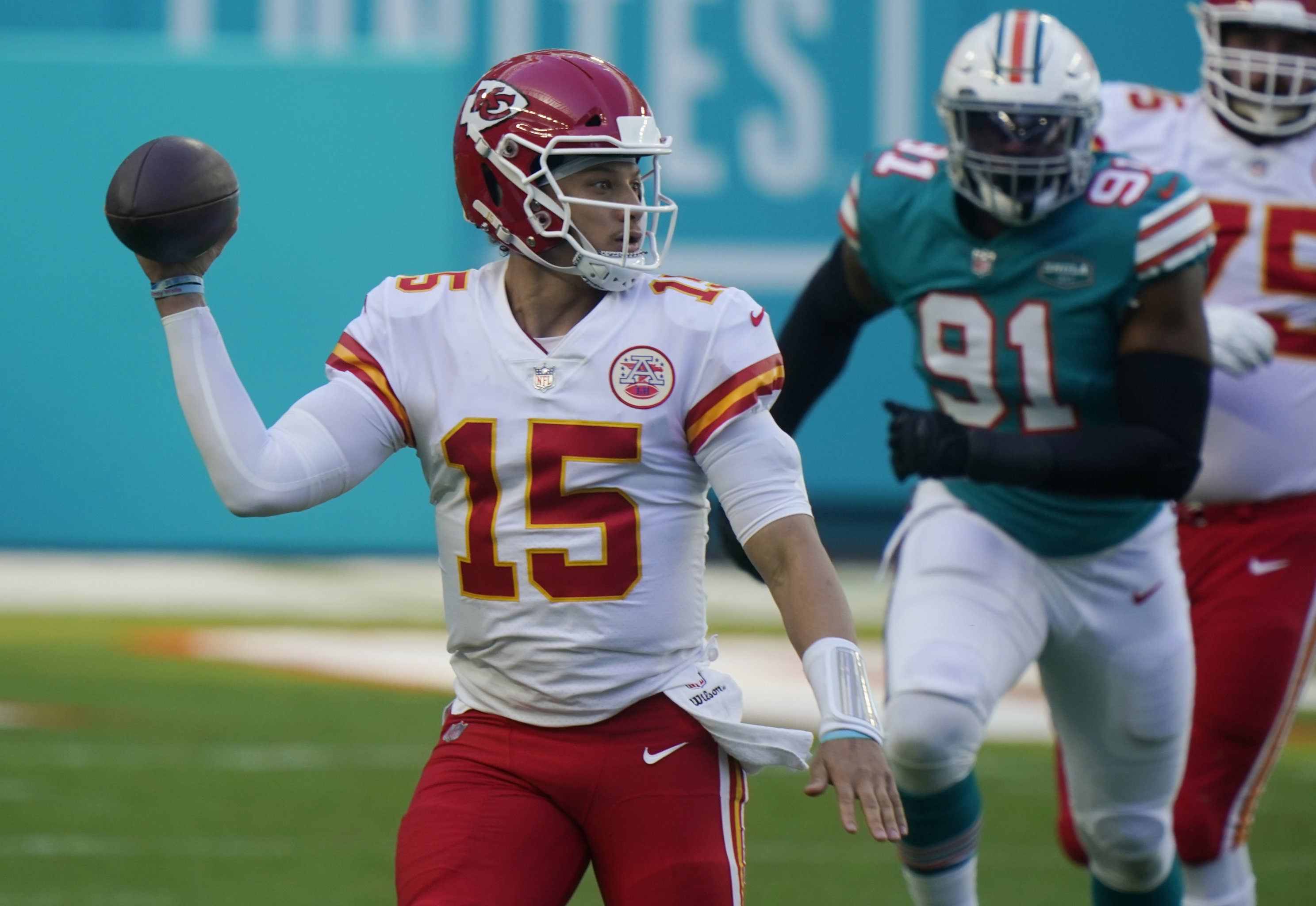 Nfl Playoff Scenarios 2020 21 Afc Nfc Bracket Picture And Pre Week 15 Odds Bleacher Report Latest News Videos And Highlights