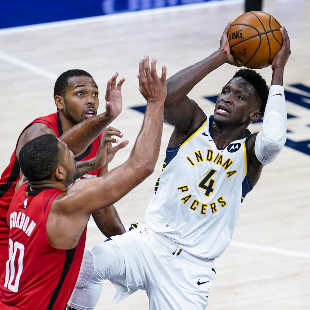 NBA Rumors: Latest Trade Buzz on Victor Oladipo, Jaylen Brown and More