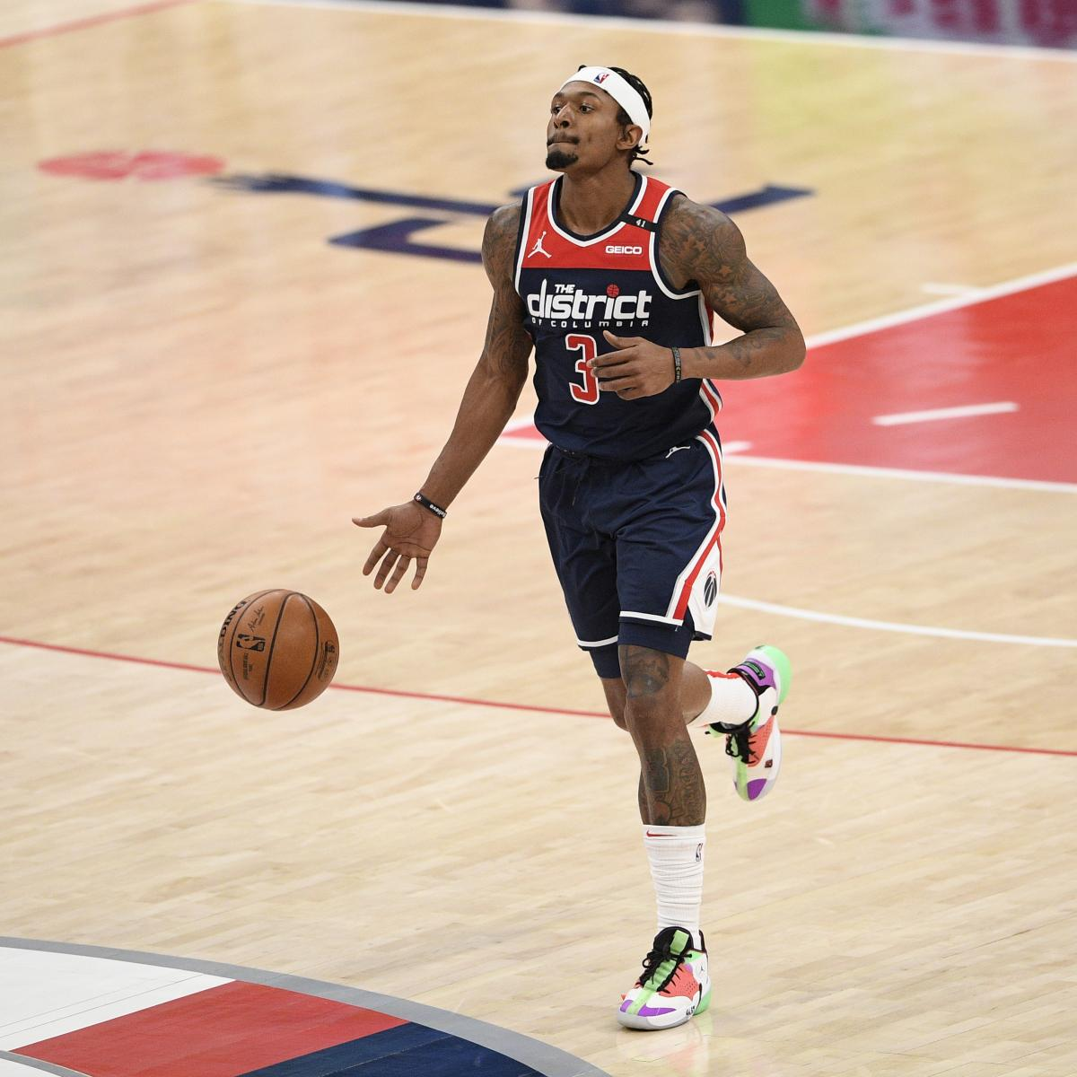 NBA Rumors: Latest Trade Buzz on Bradley Beal, Tyler Herro, Heat's Harden Price