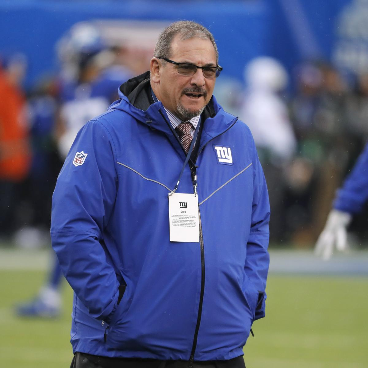 Biggest Offseason Contract Decisions for Giants