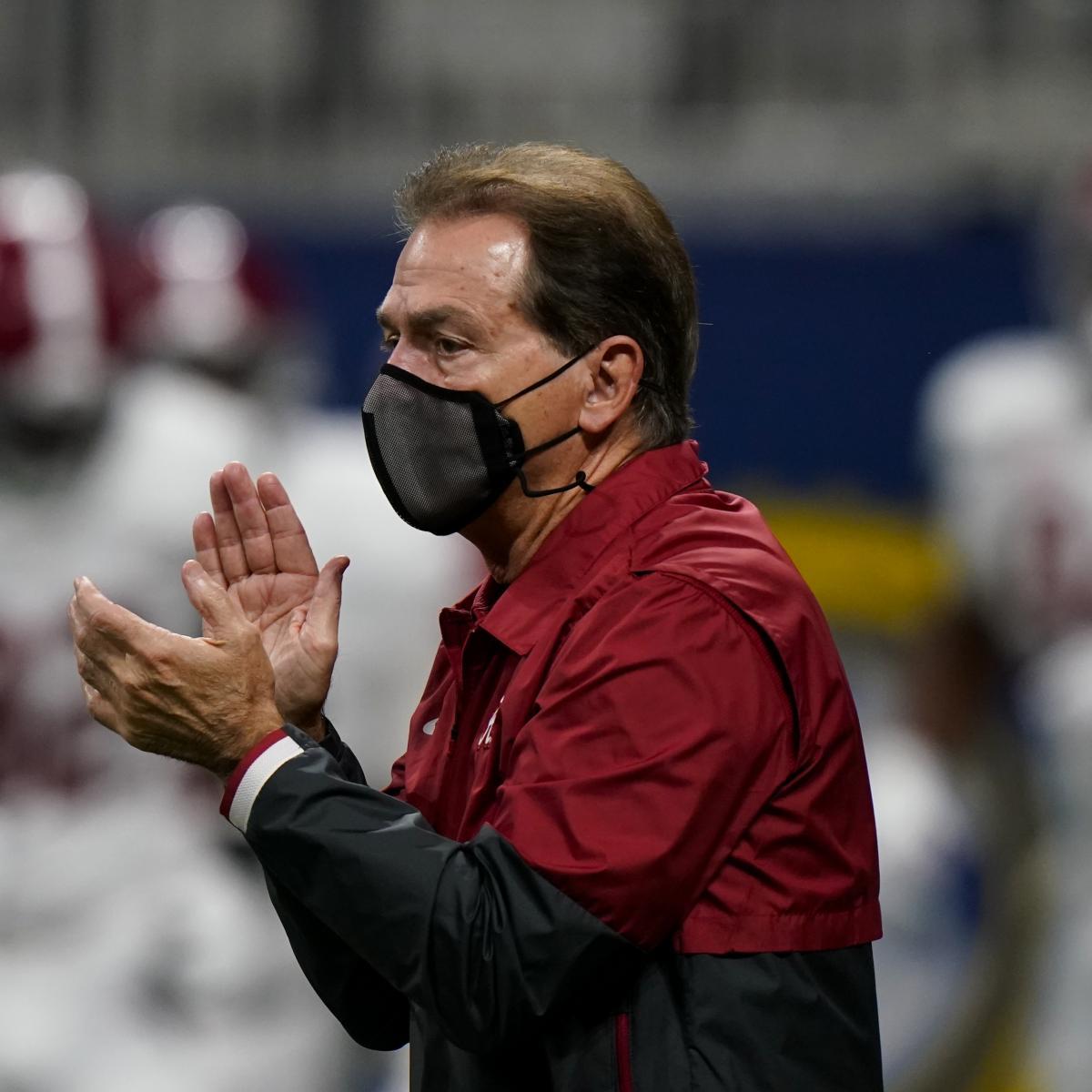 <p>Alabama Football Recruiting 2021: Top Remaining 2021 Recruits, Class Predictions thumbnail