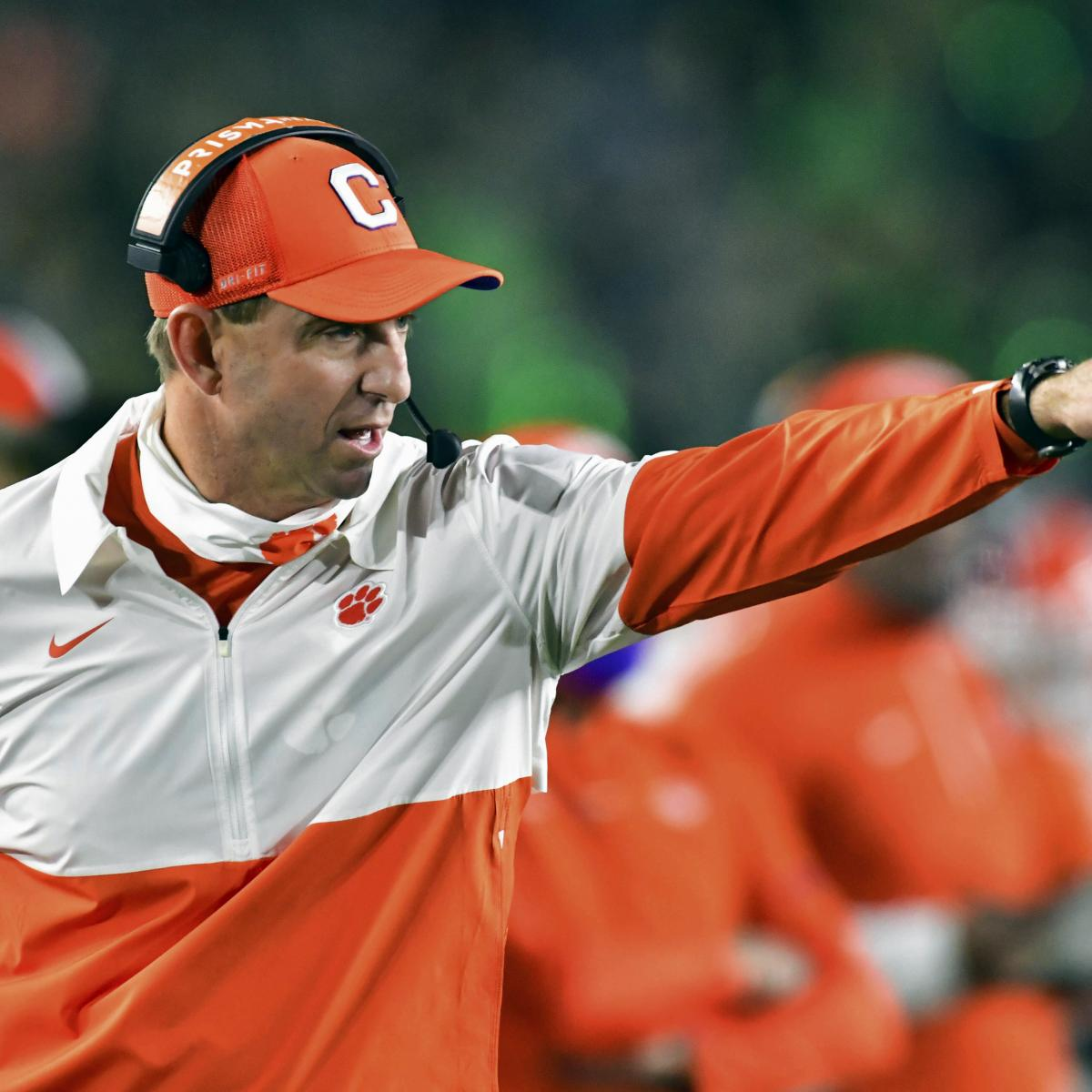 Top College Football Playoff Contenders' Biggest Flaws