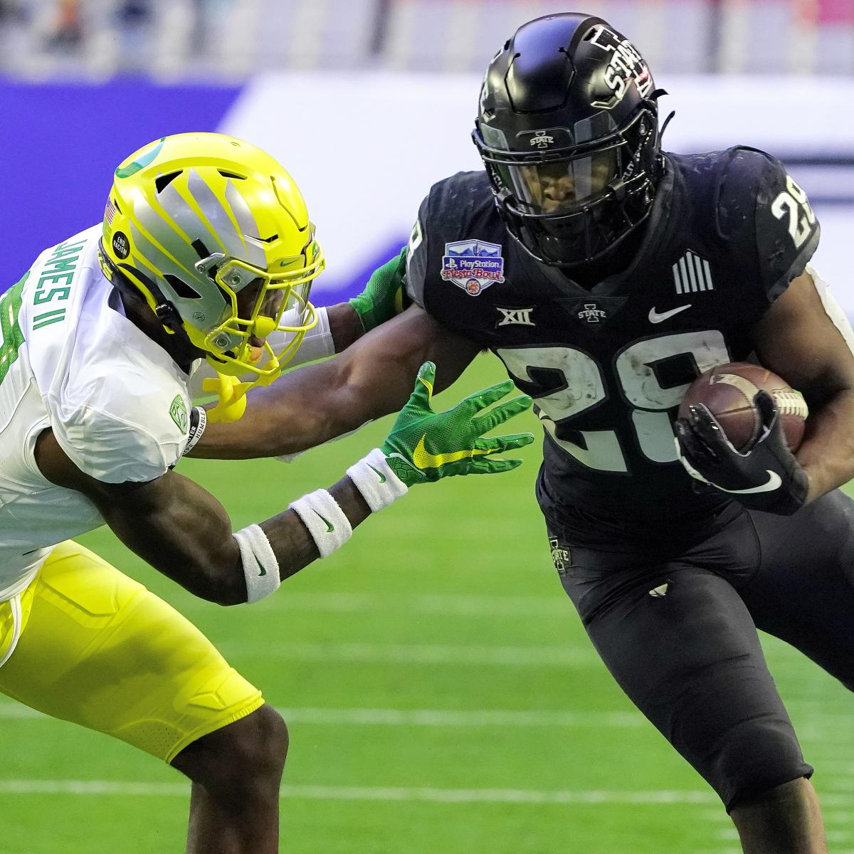 Building the Perfect College Football Offense in 2021