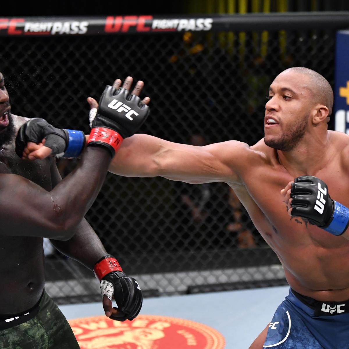 The Real Winners and Losers from UFC Fight Night 186