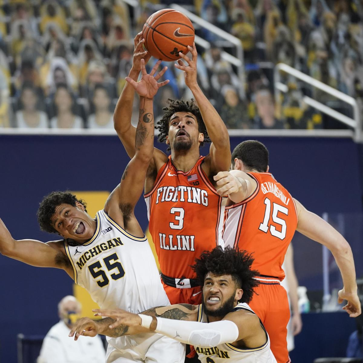 NCAA Tournament 2021: Early Predictions, Championship Odds for March Madness