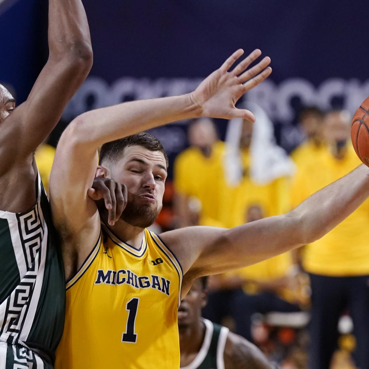 Big 10 Tournament 2021: Predicting Bracket Before Sunday's Regular-Season Finale thumbnail